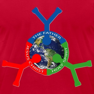 They Have Us Surrounded...THANK GOD! T-Shirts - Men's T-Shirt by American Apparel