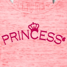 Princess Women's Flowy Tank Top By Bella