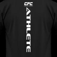Design ~ Athlete Flag Mens Tee