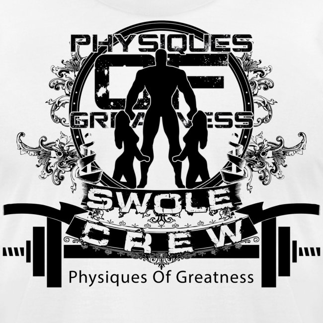 Swole Crew v2 TSHIRT