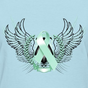 Awareness Teal Women's T-Shirts - Women's T-Shirt
