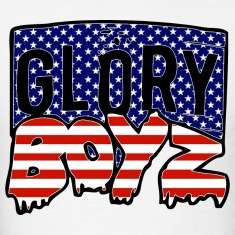 Glory Boyz USA logo by Delao® T-Shirts