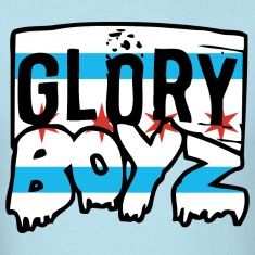 Glory Boyz logo by Delao® T-Shirts