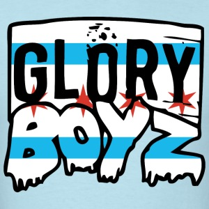Glory Boyz logo by Delao® T-Shirts - Men's T-Shirt