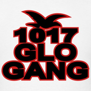 1017 Glo Gang Logo by Delao® T-Shirts - Men's T-Shirt