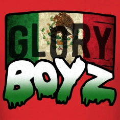 Glory Boyz Mexico logo by Delao®