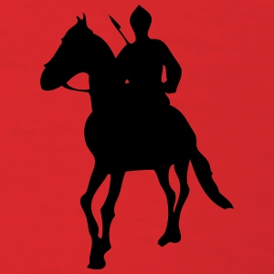 Black Sikh Warrior  - Men's T-Shirt