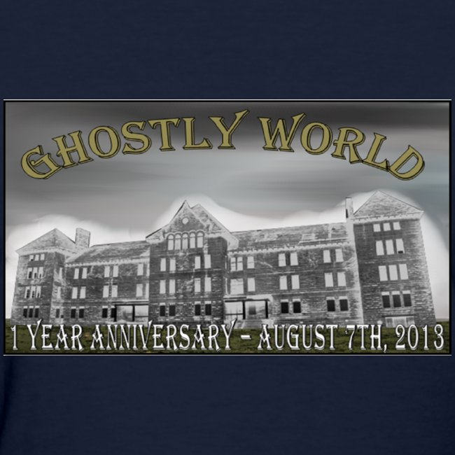 Ghostly World One Year Anniversary (Womens)