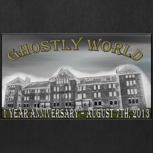 Ghostly World One Year Anniversary (Unisex)