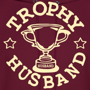 TROPHY HUSBAND Hoodies - Men's Hoodie