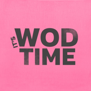 Its Wod Time Bag - Tote Bag