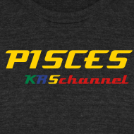 Design ~ Pisces KRSchannel T-shirt