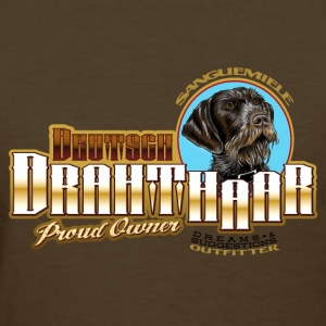 drahthaar_proud_owner Women's T-Shirts - Women's T-Shirt