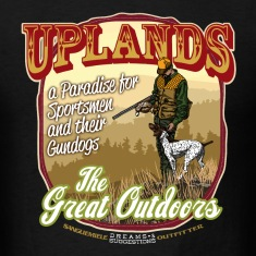 uplands_great_outdoor T-Shirts