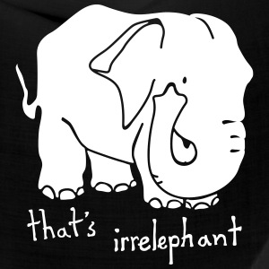 Irrelephant full Caps - Bandana