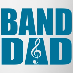 Band Dad (Mug) - Coffee/Tea Mug