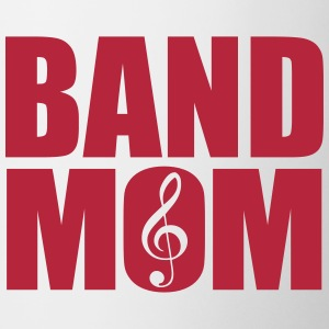 Band Mom (Mug) - Coffee/Tea Mug