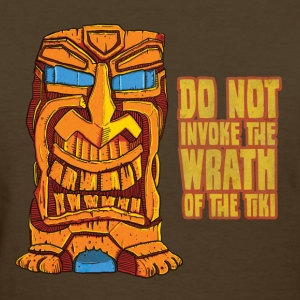 Tiki Trouble - Women's T-Shirt