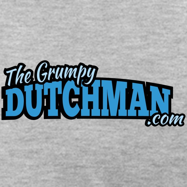 Grumpy Logo (Back)