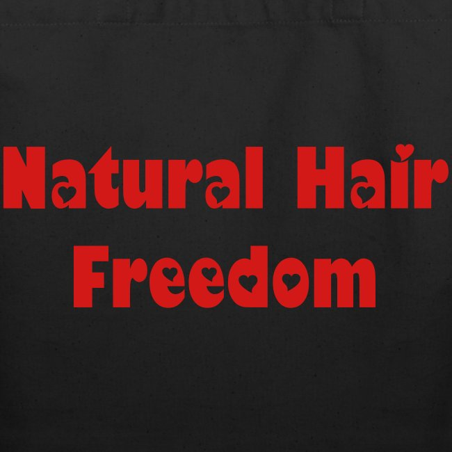 Natural Hair Freedom Tote