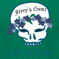 Design ~ Jerrys Gone -  Mens T-shirt by American Apparel