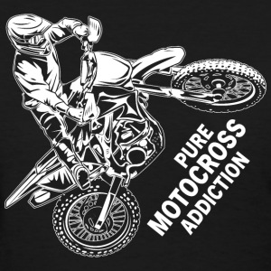 Off-Road Motocross Addiction Women's T-Shirts - Women's T-Shirt