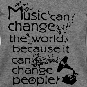 Music quotes Women's Wideneck Sweatshirt - Women's Wideneck Sweatshirt