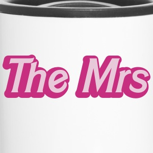 The Mrs Woman recently married wife Bottles & Mugs - Travel Mug
