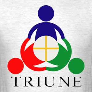 Triune Truth T-Shirts - Men's T-Shirt