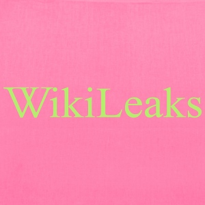 Wikileaks Logo Bags & backpacks - Tote Bag