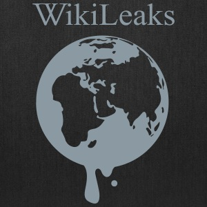 Wikileaks Globe Bags & backpacks - Tote Bag