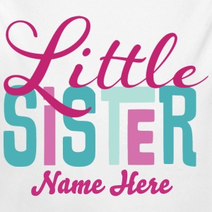 Little Sister - Long Sleeve Baby Bodysuit