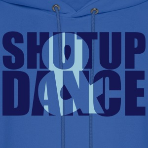 shut up and dance Hoodies - Men's Hoodie