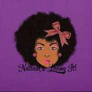 Design ~ SN&LI! Afro Fro Bow