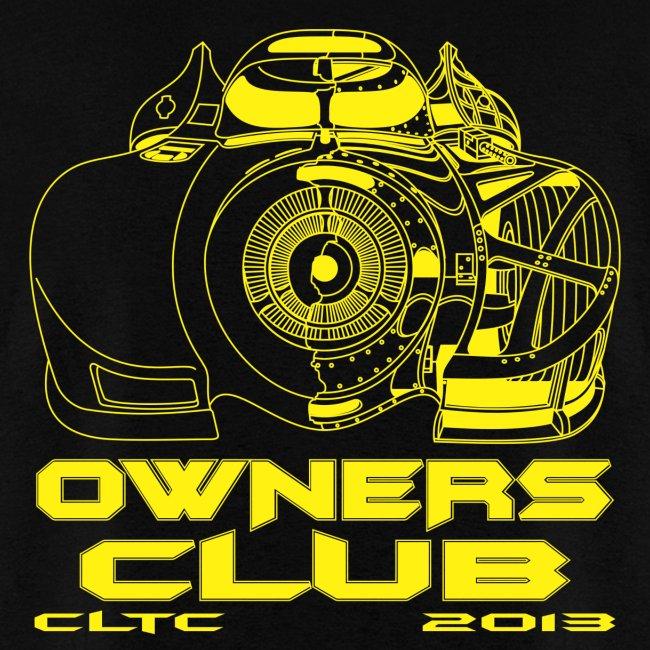 Yellow Owners SW Back Gildan