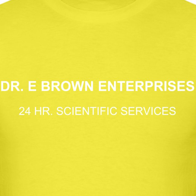 DR. E BROWN ENTERPRISES