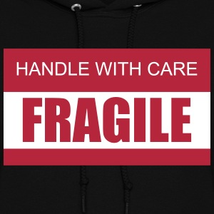 Handle with Care / Fragile 2c Hoodies - Women's Hoodie
