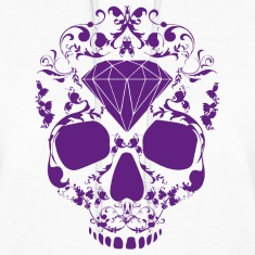 Diamond Skull Hoodies