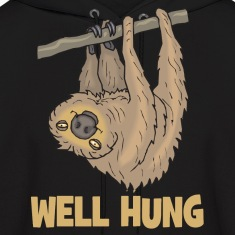 Well Hung Sloth T-shirt