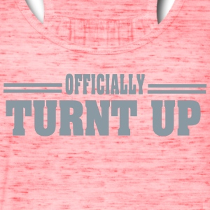 Turnt up Tanks - Women's Flowy Tank Top by Bella