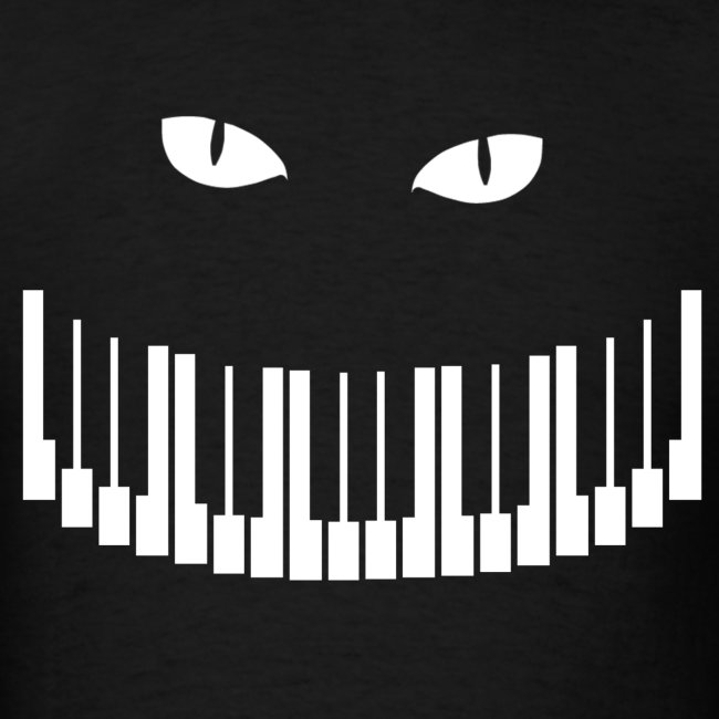 Sneaky Piano Cat