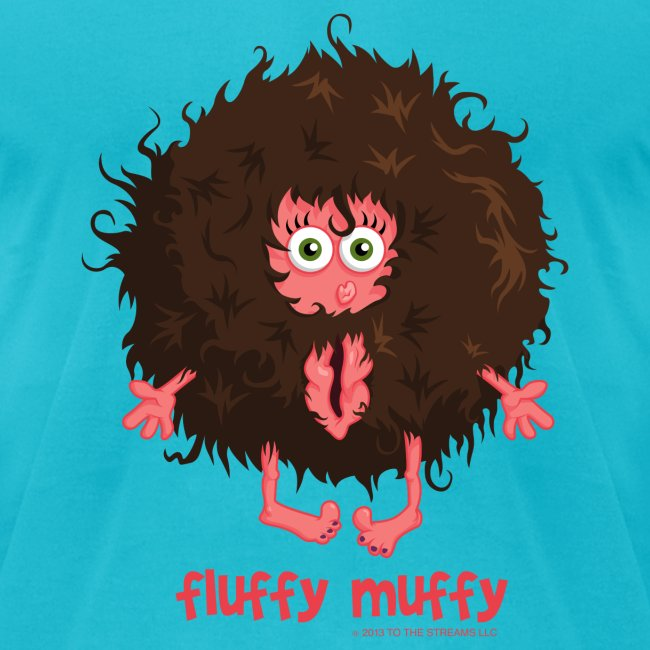 Fluffy Muffy:  Very Retro Fro