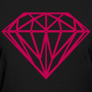Diamond life - Women's T-Shirt