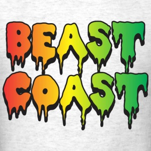 Beast Coast T-Shirts - Men's T-Shirt