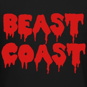 Beast Coast Long Sleeve Shirts - Crewneck Sweatshirt