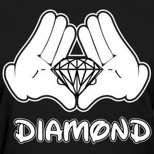 Diamond Hands - Women's T-Shirt