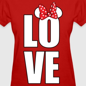Love for her - Women's T-Shirt
