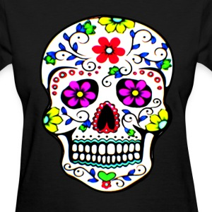 Sugar Skull - Women's T-Shirt