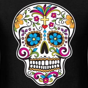 Sugar Skull - Men's T-Shirt