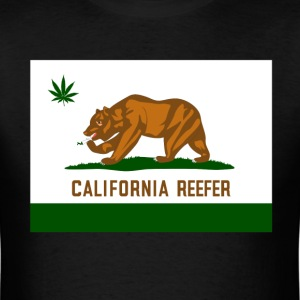 California Reefer - Men's T-Shirt